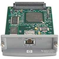 Jetdirect 620n Eio 10/100 Rj45 Int Print Server W/16mb Mem