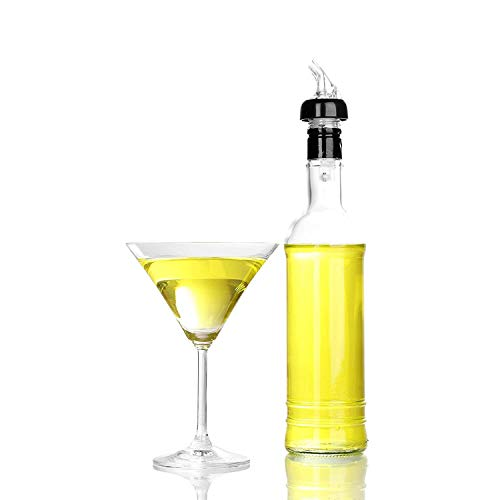 Tiger Chef 1 1 8 Oz Measured Liquor Pourer Tail With Collar Liquor Spout Pourer By Tiger Chef Wine Accessories Home