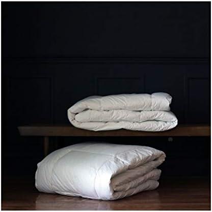 Down Etc Aquaplush Super Soft Full//Queen 88-Inch by 94-Inch Comforter White Down Etc 822779106062