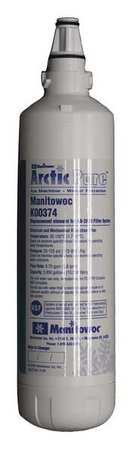 Manitowoc K-00374 Ice Machine Water Filter - Replacement Catridge For Compact Ice Cuber 240-141