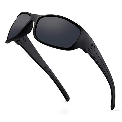 Polarized Sports Sunglasses for Men Women Sun Glasses Shades for