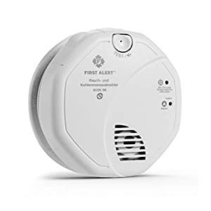 First Alert FA-SC-05 Combined Smoke and Carbon Monoxide Detector