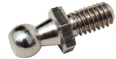 Taylor Made Products 1892 Stainless Steel 10mm Ball Stud