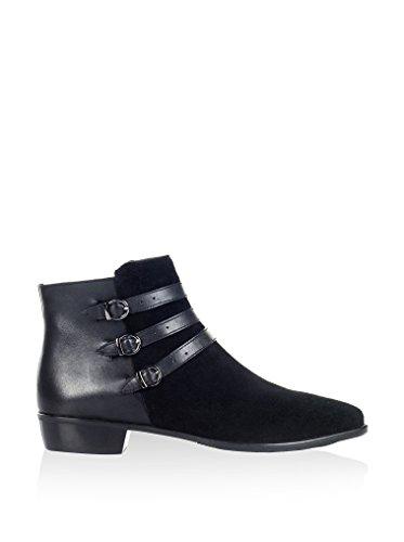 Anna Bork Women's Ab.Jz16.Ab268 Ankle Boots Black Ok4eE4