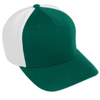 Flexfit Vapor Cap - Youth - Style 6301 - DARK GREEN WHITE at Amazon ... e0edd7b4e19c