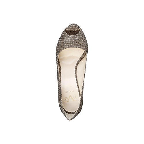 V 1969 - ARIANE_ORO Scarpe Col Tacco Pumps Donna Tacco: 13.5 cm, Altopiano 3 cm
