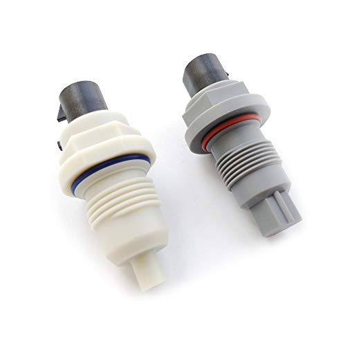 A604 41TE A606 42LE Transaxle Input & Output Speed Sensors For 1989-2019 Chrysler Dodge Jeep ()