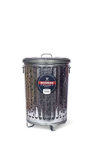 Behrens Manufacturing RB20 Composter Trash Can, 20 gal ()