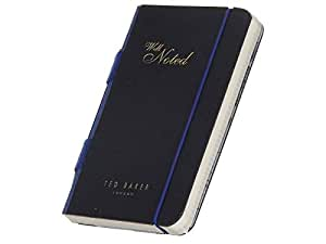 Ted Baker A6 notebook and Pen