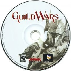 GUILD WARS Prophecies pre-order Jeremy Soule disc at