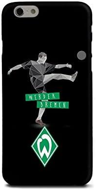 ICANDY Werder Bremen Pro Case – Futbolín – iPhone 8 y iPhone 7 ...