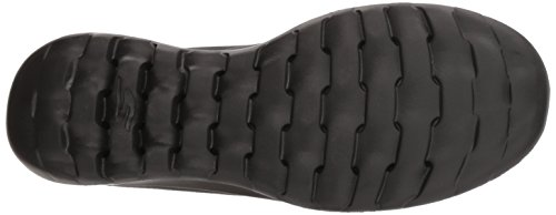 Skechers Dames Gaan Lopen Lite-15411 Loafer Plat Zwart