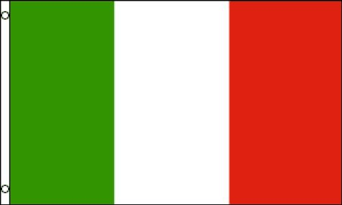 (Italy Flag 2x3ft Poly)