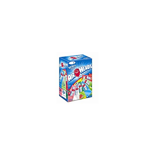 55 oz. - 90 ct.) - 2 PACK (Airheads Green Apple)