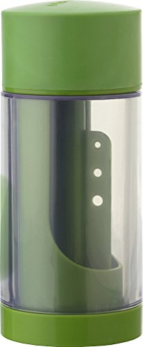 Microplane 48716 Herb Mill 2-in-1, Green
