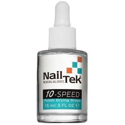 (Nailtek 10 Speed Polish Drying Drop )
