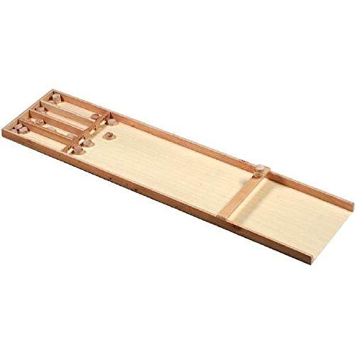 AK Sport 28.5 x 120 cm 20-Disk Shuffle Board