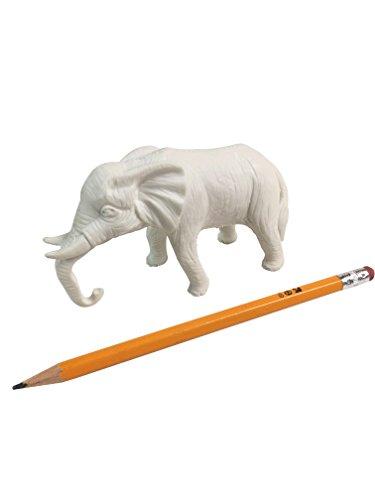 Extra Large Elephant Pencil Eraser