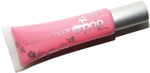POP Aqua Lacquer Lipgloss - Dewy Petal by smbsi