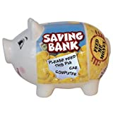 Saving Bank Piggy Bank