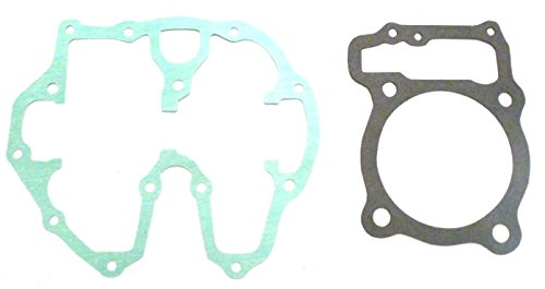 M-g 33272-2k Head Valve Cover / Cylinder Base Gasket for Honda Trx-400ex Sportrax (Honda Gasket Base Cylinder)