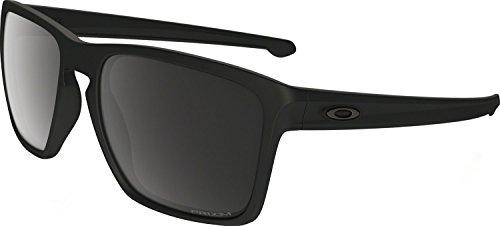 e473089cf0e Oakley Men s Sliver Xl Non-Polarized Iridium Rectangular Sunglasses ...