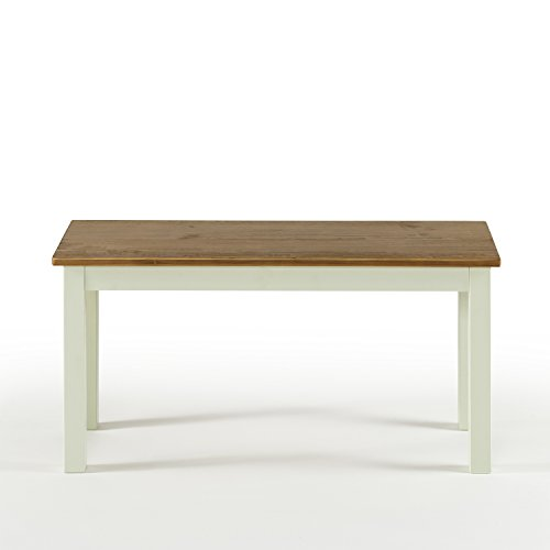 Zinus Farmhouse Wood Bench by Zinus