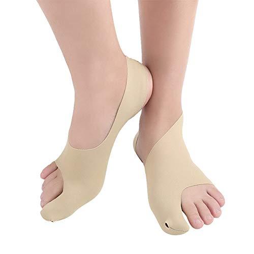 ShiningLove Foot Supports Big Foot Bones Correctors Toe Separator Hallux Valgus Orthopedic Shoes Bunion Corrector Lock S (35-39)