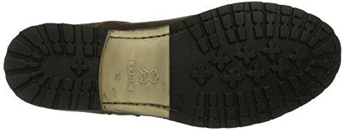 Blackstone FLOW FUR OLD YELLOW - botas de caño bajo de cuero hombre marrón - Braun (old yellow)