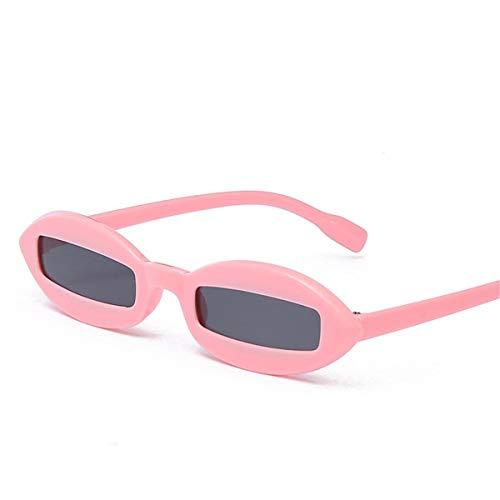 De Europeo Gafas Pequeño Moda Marco Pink Y Sol Raqueta Sol Americano Gafas De Unisex De Calle O0rOxq