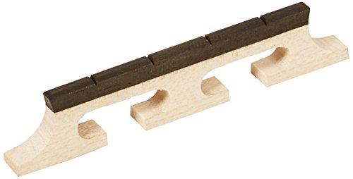 Golden Gate GB-1T Standard 4-String Tenor Banjo Bridge - 1/2