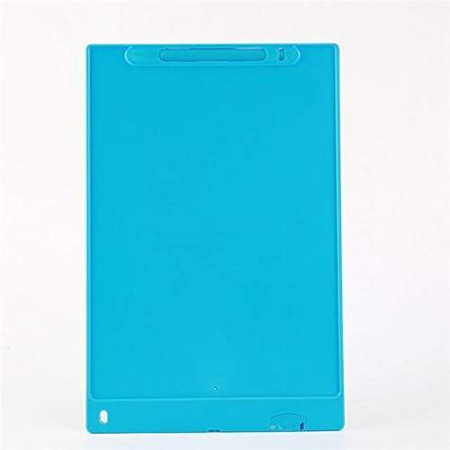 塗装用具 透明な厚い手書き8.5インチLCD手書きボード子供液晶電子ライティングボード12インチ落書き絵手描きボードデジタルボード描画パッド手書きパッド (色 : 青, Size : 8.5inch)