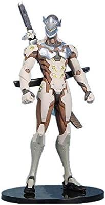 Amazon.com: 9.8 in de PVC Anime Action Figura Genji con ...
