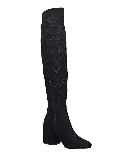 CafèNoir LLE938 Boots Women Black 4gdwpI