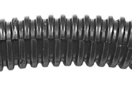 9//16 O.D 50 Length Clipsandfasteners Inc Split Flexible Loom 3//8 I.D