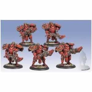 privateer-press-warmachine-khador-man-o-war-bombardiers-plastic-model-kit