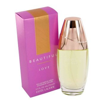 Estee Lauder Beautiful Love Eau De Parfum Spray - Beautiful Love by Estee Lauder Eau De Parfum Spray 2.5 oz