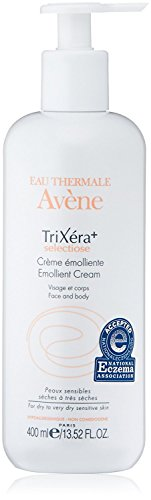 Eau Thermale Avène Trixera+ Selectiose Emollient Cream, 13.52 fl. oz. (Avene Cold Cream)