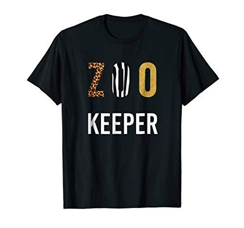 (Zoo Keeper Halloween T-Shirt Costume)