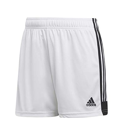 adidas Women's Tastigo 19 Shorts, White/Black, -