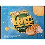 Crown Poteau milk vanilla biscuits 12.98 oz by Crown