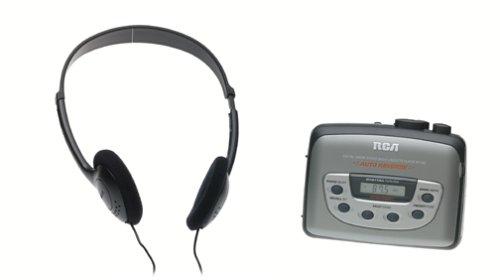 Rca Cassette Player (RCA RP1882 AM/FM Digital Tuning Portable Cassette Player)