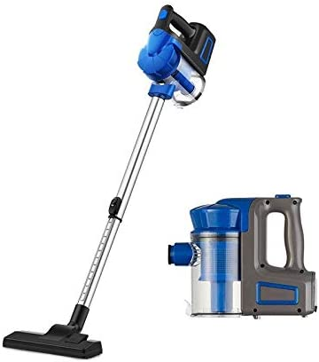 GLGLZBDPPLIU Lgl-cqs aspiradora Escoba sin Cable Upright Aspiradora, Aspiradores Domésticos Portátil Pequeño Aspirador De Mano (Color : Blue-B): Amazon.es: Hogar
