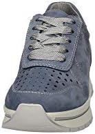 Imac Baskets pour femme 168075 507330 Cuir 30140 009 Original PE 2020, 507330, bleu, 37 EU