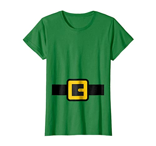 Womens Dwarf Costume Shirt, Halloween Matching Shirts for Group Small Kelly -