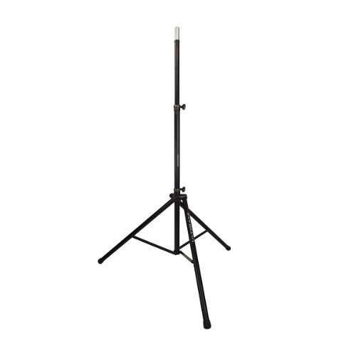 Ultimate Support TS-88B | Aluminum Original Series Tripod Speaker Stand Integrated Speaker Adapter Extra Tall by Ultimate Support