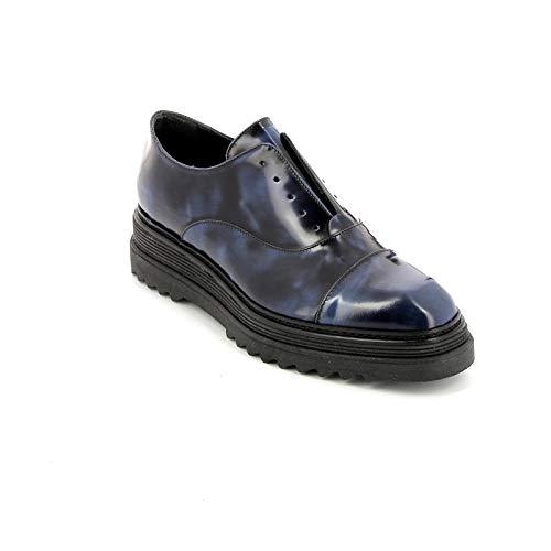 e7221d1b981 Scarpe By Donna Alesya Azul Stringate Basse amp scarpe A6Z5xWFPq