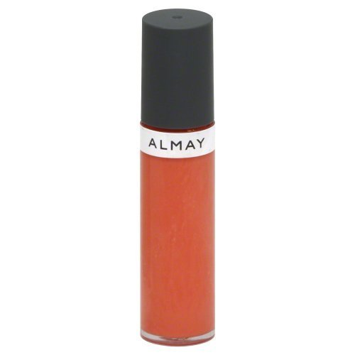 Almay Color + Care Liquid Lip Balm, Cantaloupe Cream [700] 0.24 oz (Pack of ()