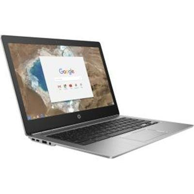 HP 13 -Inch G1 Chromebook (Intel Pentium processor, 4 GB SDRAM, 32 GB eMMC, Chrome OS 64), Silver