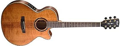 Cort sfx10 eléctrico de guitarra acústica: Amazon.es: Instrumentos ...